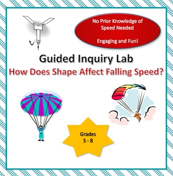 Middle School Science Guided Inquiry - Effect of Size on F