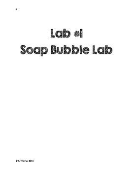 Middle School Science Lab Bundle