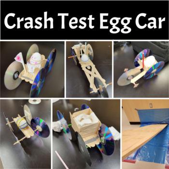 Middle School Science & Math Activity (Build a Crash Test Car on a Budget)