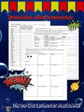 Middle School Science Simple Molecules and Compounds Practice