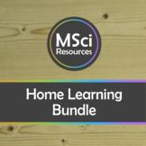 Middle School Science Home Distance Learning Bundle Biolog