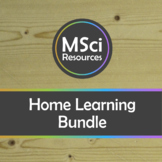 Middle School Science Home Distance Learning Bundle Biolog