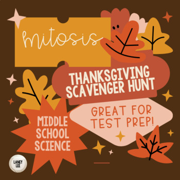 Thanksgiving Scavenger Hunt - Mitosis