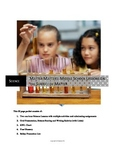 A Science Unit: Matter/Energy, Volume, and Properties of M