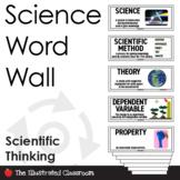 Scientific Thinking Word Wall