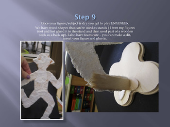 Middle School Sculpture Project