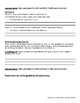 Middle School Sentences Lesson worksheet