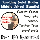 Middle School Social Studies Resources to Supplement Your