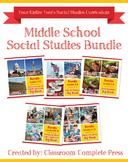 Middle School Social Studies Bundle Gr. PK-12