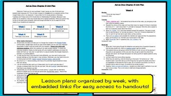 Middle School Spanish Curriculum Year 2 (Así se dice) (w/o workbook)