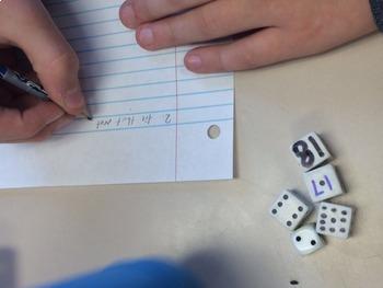 Middle School Spelling MEGA Bundle; Printables; Task Cards; QR Codes