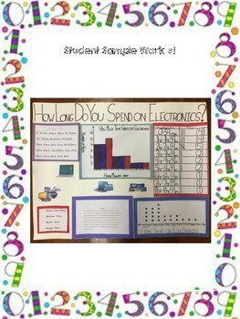 Middle School Statistics Survey Project