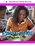Middle School Study Guide for Students, Teachers and Parents