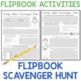 Middle School Study Skills Flipbook and Activities