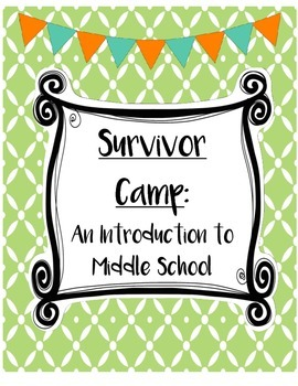 Middle School Survival: A Camp to Introduce Students to Middle School
