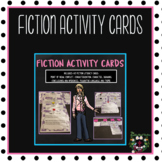 Fiction Activity Cards