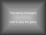 Middle School Test Taking Strategies