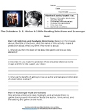 The Outsiders-Pre-Reading and Online Scavenger Hunt