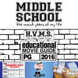 Middle School: The Worst Years of My Life Movie Guide | Questions (PG - 2016)