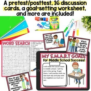 Middle School Transition Lesson Tips Advice For Sucess