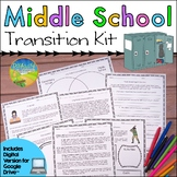 Middle School Transition Kit - Distance Learning
