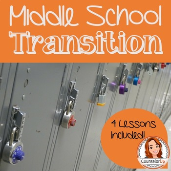 Transition Lessons - Going to Middle School