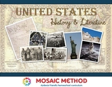 United States History & Literature - Dyslexia Friendly