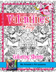 Valentines Day Coloring Sheets, Bookmarks, Cards & Art Lessons