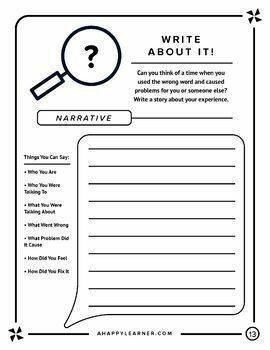 Middle School WH Question Practice Set