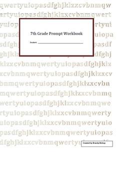 Middle School Writing Workbooks Bundle