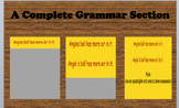 Writing - Writing Prompt Packets - Teaching Writing and Grammar Whole Year