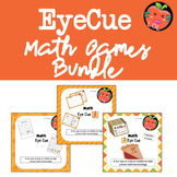 Eye Cue Bundle of Middle School out-of-the-box thinking ma