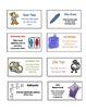 Middle School reward cards