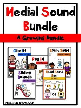 Medial Sound Recognition Bundle
