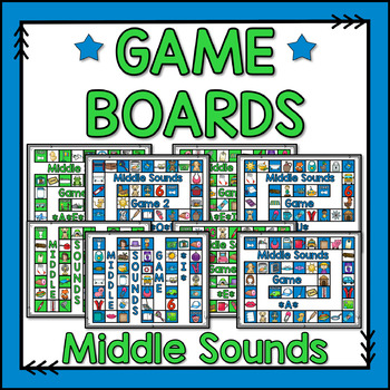 Middle Sound Game Boards