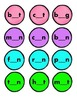 Middle Sound Gumball match / short vowels