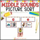 Middle Sound Sort- Short Vowels