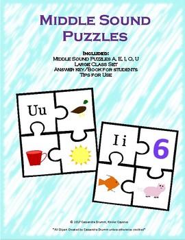 Middle Sound Puzzles