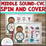 Middle Sounds-CVC Spin and Cover