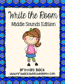 Middle Sounds Centers