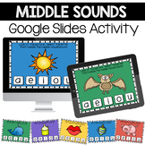 Middle Sounds Digital Center for Google Slides™