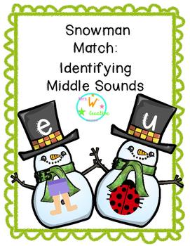Middle Sounds Match