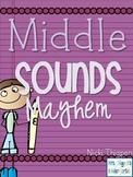 Middle Sounds Mayhem