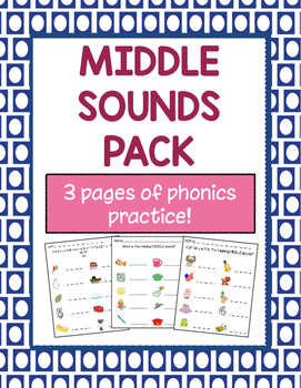 Middle Sounds Pack