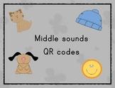 Middle Sounds QR Code Reader