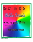 Middle Sounds in CVC Words