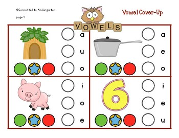 Middle Vowel Cover-Up