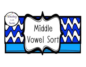 Middle Vowel Sort