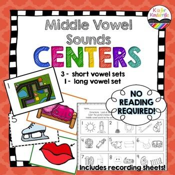 Middle Vowel Sounds