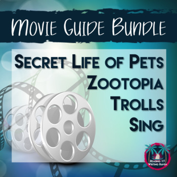 Middle and High School Movie Guide Bundle